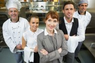 zespół cateringowy